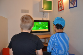 Nintendo-Ecke