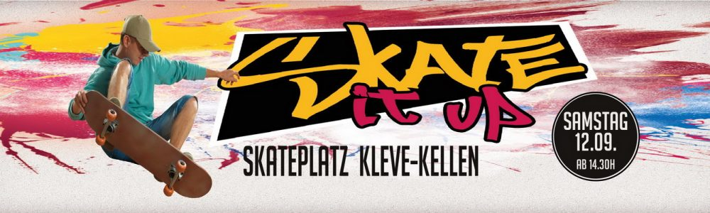 Skate It Up