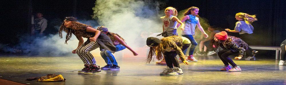 Streetdance-Kurs