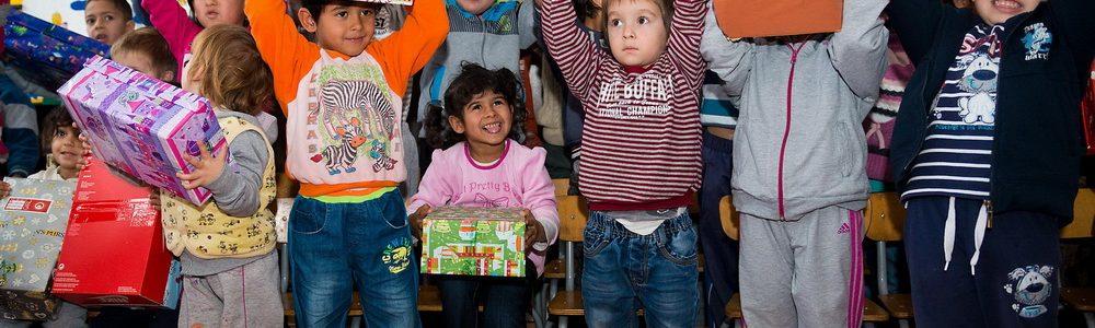 Weihnachten im Schuhkarton Begleitreise mit Geschenke der Hoffnung in bulgarien 2014